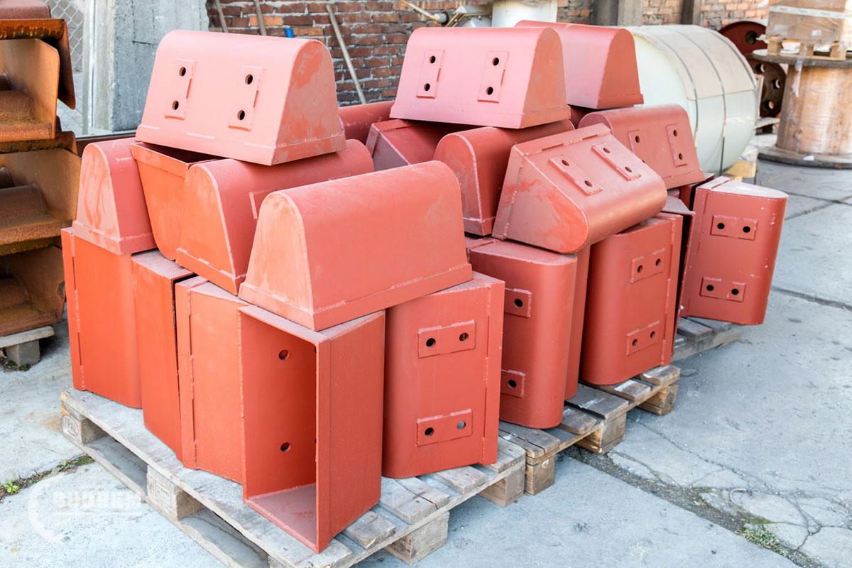 podnośniki kubełkowe producent
